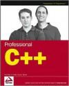 Professional C++ - Nicholas A. Solter