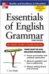 Essentials of English Grammar: The Quick Guide to Good English - L. Baugh