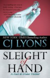 Sleight of Hand: Hart and Drake, Book #2 (A Romantic Medical Suspense) - CJ Lyons