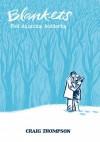 Blankets: Pod śnieżną kołderką - Craig Thompson
