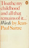 Words - Jean-Paul Sartre