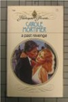 A Past Revenge (Harlequin Presents, No 780) - Carole Mortimer