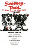 Sweeney Todd: The Demon Barber of Fleet Street - Stephen Sondheim, Hugh Wheeler, Christopher Bond