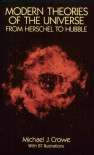 Modern Theories of the Universe, from Herschel to Hubble - Michael J. Crowe