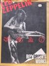Bob Gruen's Works: Led Zeppelin - Bob Gruen