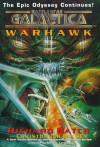 Warhawk: Battlestar Galactica - Richard Hatch;Christopher Golden