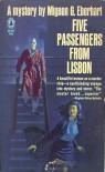 Five Passengers from Lisbon - Mignon G. Eberhart