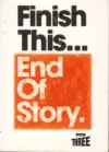 Finish this................... End of Story - Alison Black
