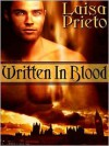 Written in Blood - Luisa Prieto