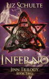Inferno (The Jinn Trilogy Book 2) - Liz Schulte, Ev Bishop