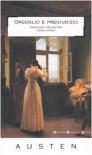 Orgoglio e pregiudizio - O. De Zordo, Jane Austen