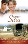 Simply Sara (Plain and Simple) - Hillary Manton Lodge