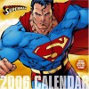Superman: 2006 Wall Calendar - Scott Williams