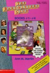Baby-Sitters Club Boxed Set #1 - Ann M. Martin