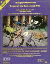 Dungeon Module Q1: Queen of the Demonweb Pits - David C. Sutherland;Gary Gygax
