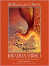 The Ring of Solomon: A Bartimaeus Novel (Audio) - Jonathan Stroud, Simon Jones