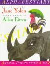 Alphabestiary - Jane Yolen