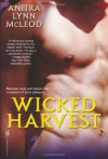 Wicked Harvest - Anitra Lynn McLeod