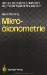 Mikro-Okonometrie - Gerd Ronning