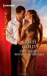 One Night with the Sheikh (Harlequin Desire) - Kristi Gold