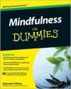 Mindfulness For Dummies - Shamash Alidina