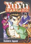 YuYu Hakusho, Volume 4 (Yuyu Hakusho (Prebound)) - Yoshihiro Togashi