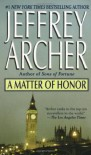 A Matter Of Honour - Jeffrey Archer