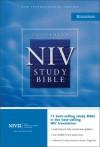 Holy Bible: NIV Zondervan NIV Study Bible - Anonymous