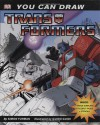You Can Draw Transformers - Simon Furman