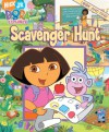 Look and Find: Dora the Explorer, Scavenger Hunt - Editors of Publications International Ltd.