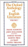 The Oxford Anthology of English Literature: Volume I:  The Middle Ages through the Eighteenth Century (Middle Ages Through the Eighteenth Century) - Frank Kermode