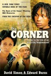 The Corner: A Year in the Life of an Inner-City Neighborhood - David Simon, Edward Burns