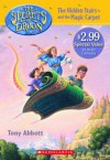 Hidden Stairs And The Magic Carpet - Tony Scholastic Inc., Tim Jessell, Tony Scholastic Inc.