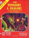 TSR Dungeons & Dragons Fantasy Adventure Game: Basic Rulebook - Gary Gygax;Dave Arneson