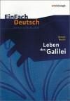 Bertolt Brecht, Leben Des Galilei - Sandra Graunke, Bertolt Brecht