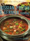 Russian, Polish & German Cooking - Lesley Chamberlain