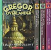 The Underland Chronicles Set, Books 1-4: Gregor the Overlander, Gregor and the Prophecy of Bane, Gregor and the Curse of the Warmbloods, and Gregor and the Marks of Secret - Suzanne Collins