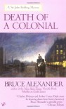 Death of a Colonial - Bruce Alexander