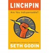 Linchpin: Are You Indispensable? (Hardback) - Common - Illustrated by Jessica Hagy,  Illustrated by Hugh Macleod By (author) Seth Godin