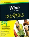 Wine All-in-One For Dummies - Consumer Dummies