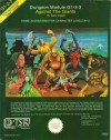 Against The Giants (Advanced Dungeons & Dragons Module G1 2 3) - Gary Gygax