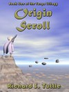 Origin Scroll - Richard S. Tuttle