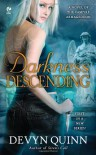 Darkness Descending: A Novel of the Vampire Armageddon - Devyn Quinn