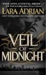 Veil of Midnight (Midnight Breed, #5) - Lara Adrian