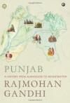 Punjab: A History from Aurangzeb to Mountbatten - Rajmohan Gandhi