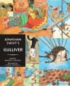 Jonathan Swift's Gulliver: Candlewick Illustrated Classic - Martin Jenkins, Chris Riddell, Jonathan Swift