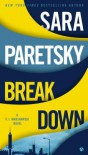 Breakdown: A V.I. Warshawski Novel - Sara Paretsky