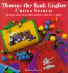 Thomas the Tank Engine: Cross Stitch: 20 Designs Based on the Railway Series - Helena Turvey