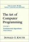 Art of Computer Programming, Volume 1: Fundamental Algorithms - Donald Ervin Knuth
