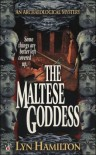 The Maltese Goddess (An Archaeological Mystery, #2) - Lyn Hamilton